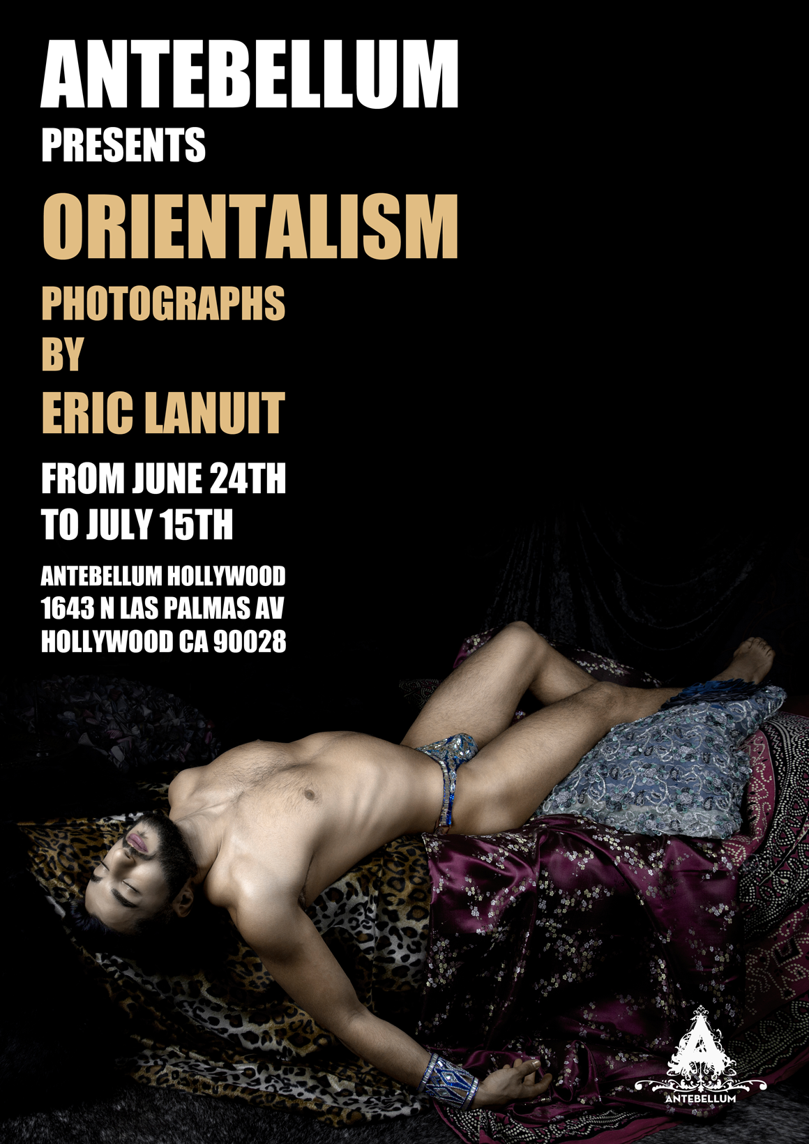 Orientalisme LA2 by Eric Lanuit Exhibition