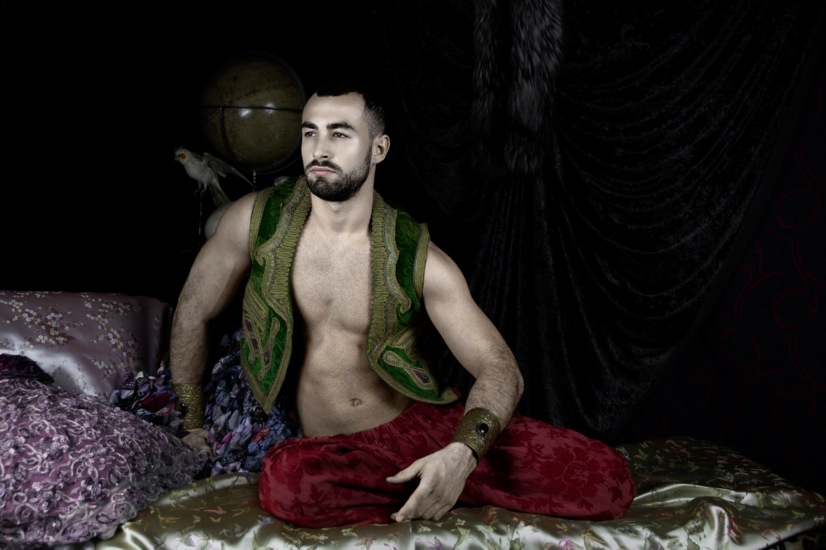 Orientalisme LA3 by Eric Lanuit Exhibition