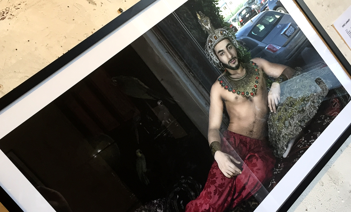 Orientalism 1 by Eric Lanuit opening at Antebellum