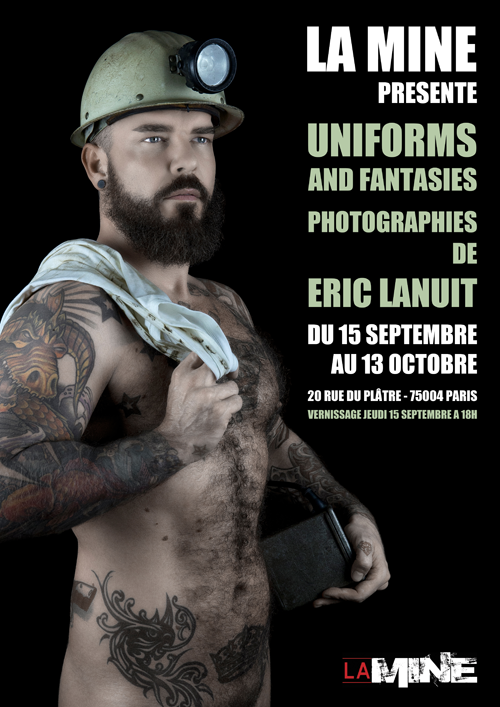 Uniforms Affiche Exposition