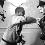 Jonathan et Valentin Making of 2 by Eric Lanuit Hommage Tom of Finland Credit