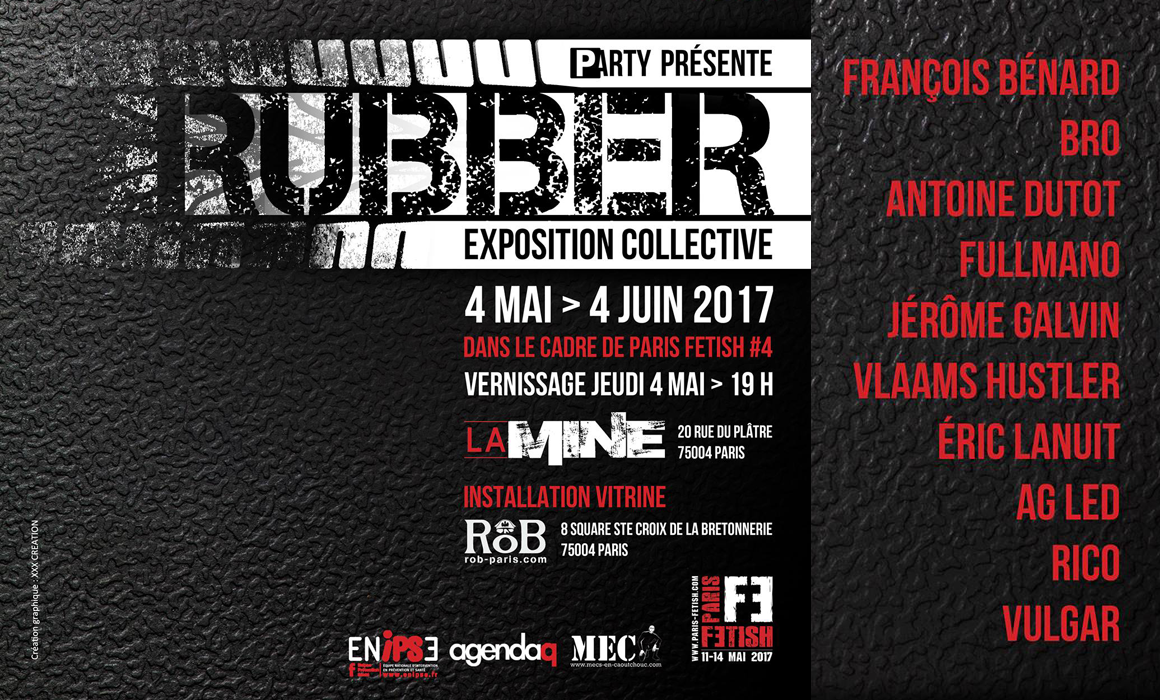 Rubber Collective Exhibition