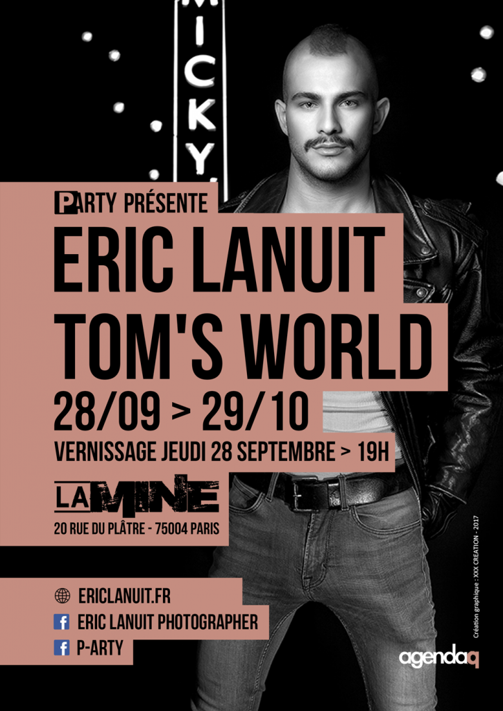 Tom's World by Eric Lanuit 5